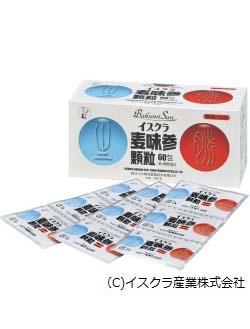 イスクラ麦味参 イスクラの漢方薬のご購入は、表参道・青山・原宿・渋谷エリアにある漢方薬店・薬戸金堂へ