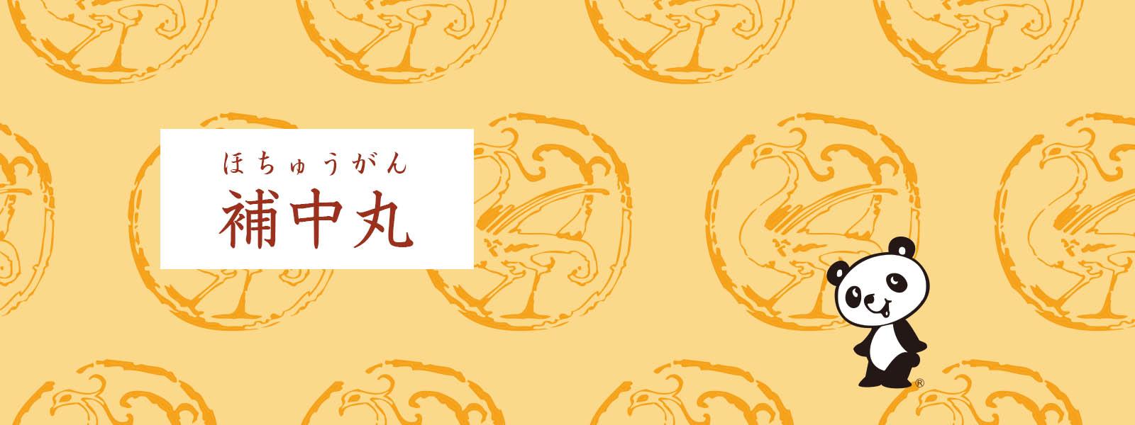 イスクラ補中丸T(原方:補中益気湯)(C)イスクラの漢方薬なら薬戸金堂・源保堂鍼灸院へ